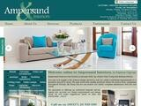 Ampersand Interiors Ltd Website Screenshot