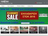 Seccom Website Screenshot