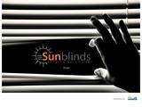 Sunblinds Shading Solutions Website Screenshot