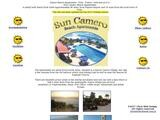 Sun Camero Apartments Website Screenshot