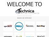 TG Technica Systems Ltd Website Screenshot
