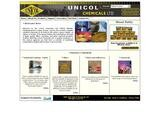 Unicol Chemicals Ltd Website Screenshot