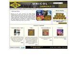 Unicol Chemicals Ltd Website Screenshot
