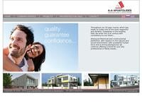 Apostolides Developers Website Screenshot