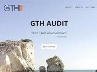GTH Audit Website Screenshot