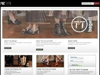 Bagatt Shoes Website Screenshot