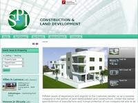 SPI Construction & Land Development Ltd Website Screenshot