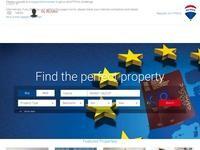 Remax Cyprus Website Screenshot