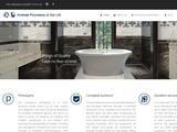 Andreas Polycarpou & Son Ltd Website Screenshot