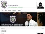Ilarchos Security Website Screenshot