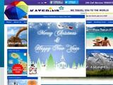 Katerina Travel Website Screenshot