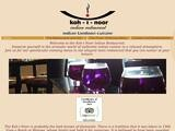 Koh-i-Noor Restaurant Website Screenshot