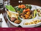 Maqam Al-Sultan Website Screenshot