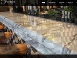 Pavlides Marble Website Screenshot