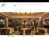 Sage Restaurant Website Screenshot