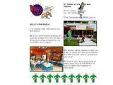 Willys Rib Ranch Website Screenshot