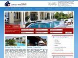 A & N Alexiou Real Estates Ltd Website Screenshot
