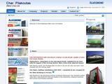 Char. Pilakoutas (New Line) Ltd Website Screenshot