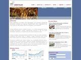 Centaur Financial Services Website Screenshot