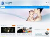 Fertility Center Website Screenshot
