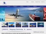 Chripan Agency Website Screenshot