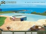 CYNVESTOCO REAL ESTATE AGENCY Website Screenshot