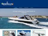 Importica Website Screenshot