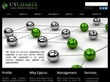 CyCharts Global Corporate Services Website Screenshot