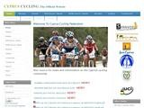 Cyprus Cycling Website Screenshot