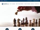 Equitynet Website Screenshot