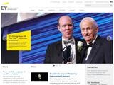 Ernst & Young Cyprus Website Screenshot
