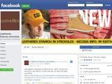 Leatherex Stavrou Website Screenshot