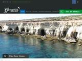 Genesis Property Sales Website Screenshot