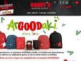 Goodys restaurant Website Screenshot