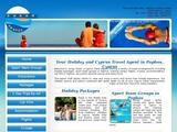 Gorgo Travel Website Screenshot