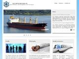 G.S. Marine Services Ltd Website Screenshot