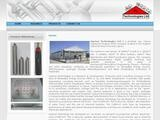 HYSTORE TECHNOLOGIES LTD Website Screenshot
