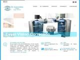 Dr Ioannides Laser Eye Clinic Website Screenshot