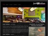 Just Italian Website Screenshot