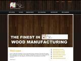 K.D.C. Carpentry & Furnishings Website Screenshot