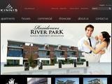 A. Kinnis Group Website Screenshot