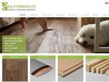 KyriakidesTimber Website Screenshot
