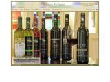 Linos Winery Website Screenshot