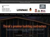 Lowmac Website Screenshot