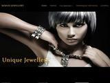 Marias Jewellery Website Screenshot
