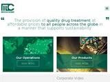 Medochemie Website Screenshot