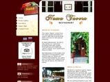 Nama Restaurant Website Screenshot