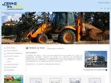 Pepsis & Son Ltd Website Screenshot