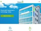 PowerSoft Computer Solutions Ltd Website Screenshot