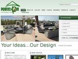 Prunabon Website Screenshot